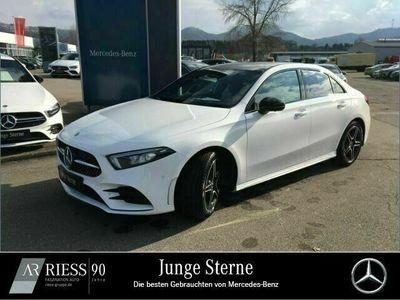 gebraucht Mercedes A250 AMG Sport Night Pano Burmes 360 Ambiente