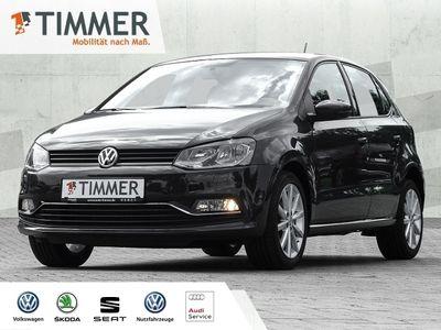 gebraucht VW Polo 1.2 TSI *Highline 4 Türer *Klima *SITZH . *ALU *P
