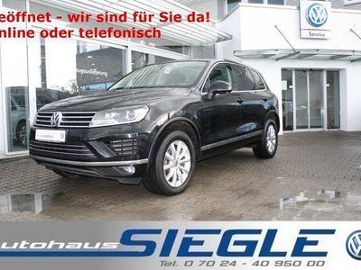 gebraucht VW Touareg 3.0 TDI 4Motion*Navi*Xenon*GRA*PDC