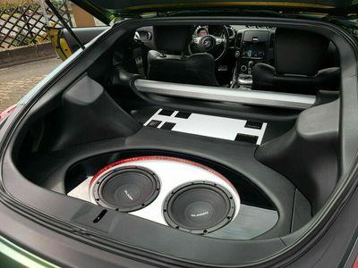 gebraucht Nissan 370Z Aut. 1. Hand absolutes Unikat Sommerfahrz. als Sportwagen/Coupé in Rülzheim