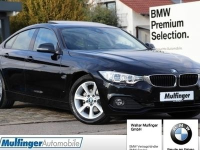 "gebraucht BMW 420 Gran Coupé iA. Ad-LED Sportsitz.DrvAs.GlasD.17"""