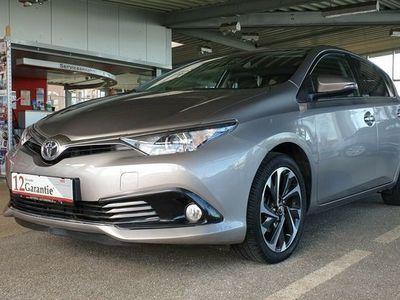 gebraucht Toyota Auris Design Edition Navi Kamera Klimaauto SHZ