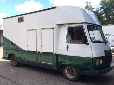 gebraucht Peugeot J9 2,0i Pferdetransporter / Foodtruck möglich mit TÜV !
