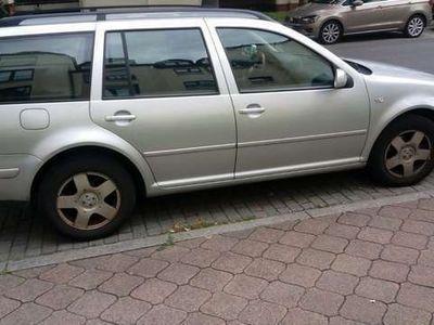 gebraucht VW Bora Variant 1.9 TDI Trendline