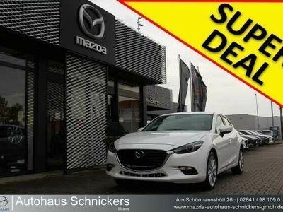 used Mazda 3 SKYACTIV-D SPORTS-LINE NAV KAMERA BOSE