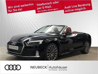 gebraucht Audi A5 Cabriolet advanced 40 TFSI quattro