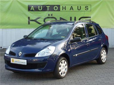 gebraucht Renault Clio Kombi 1.2 16V Dynamique Klimaanlage