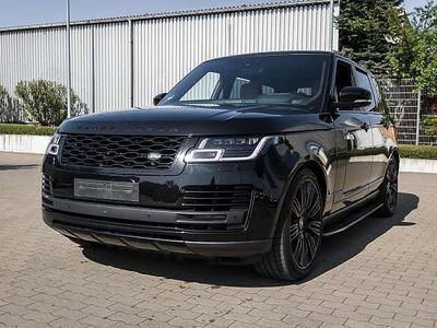 gebraucht Land Rover Range Rover 5.0 V8 Kompressor Autobiography AHK
