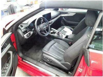 gebraucht Audi A5 Cabriolet A5 40 TDI quattro advanced S tronic