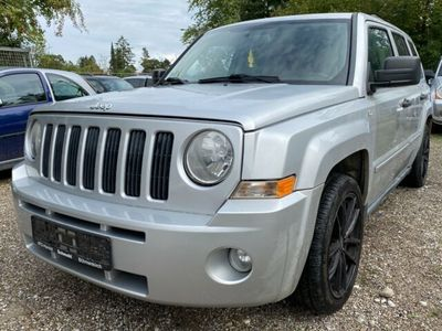 gebraucht Jeep Patriot Limited