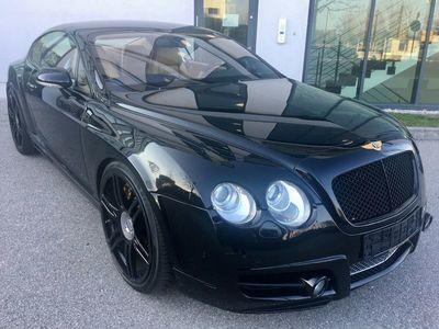 gebraucht Bentley Continental GT 63 Mansory- Black Edition