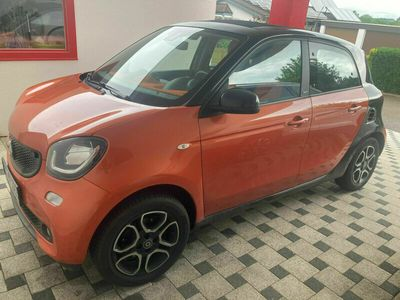 gebraucht Smart ForFour twinamic passion