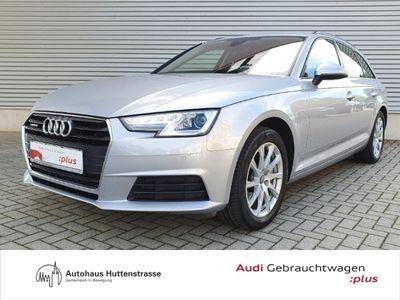 gebraucht Audi A4 Avant basis quattro 2.0 TDI Navi StandHZG