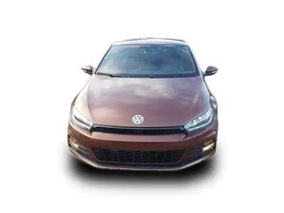gebraucht VW Scirocco 1.4 Allstar BMT TSI Navi Klima Alu