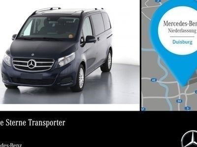 gebraucht Mercedes V220 BT Edition Sportpak COMAND Kamera Totwinkel