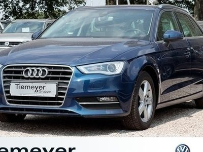 gebraucht Audi A3 Sportback 2.0 TDI Ambition Navi+ Sound Xenon Shzg