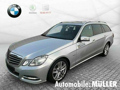 gebraucht Mercedes E200 -CGI BlueEfficiency Navi Xenon el. Sitze