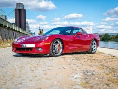gebraucht Corvette ZR1 C6 LS3 Z51Supercharged