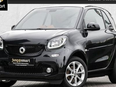 gebraucht Smart ForTwo Coupé 66kW passion cool&Audio SHZ Pano LED