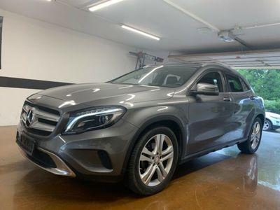 gebraucht Mercedes GLA220 d 7G-DCT Urban
