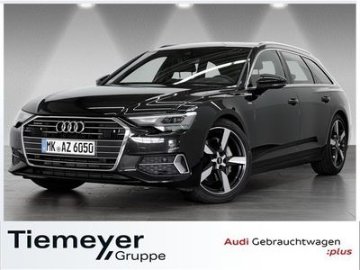 gebraucht Audi A6 45 TDI S LINE 6D-Temp ACC Tour Standhzg