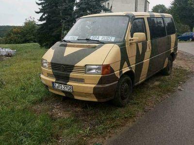 """gebraucht VW T4 """"Wüstenfuchs"""""""
