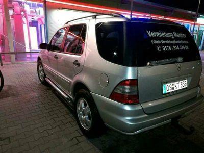 gebraucht Mercedes ML270 ZU VERKAUFEN 3hand