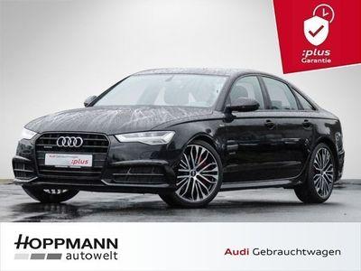 gebraucht Audi A6 Limousine 3,0 TDI Comp. quattro LED Navi Leder S Line