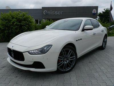 gebraucht Maserati Ghibli Automatik S Q4