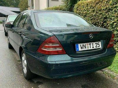gebraucht Mercedes C220 - BenzCDI W203