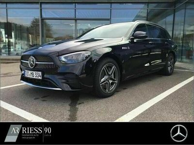 gebraucht Mercedes E300 T MOPF+MBUX+AMG+PANO+MULTIB+DISTR+AHK+ als Kombi in Tuttlingen