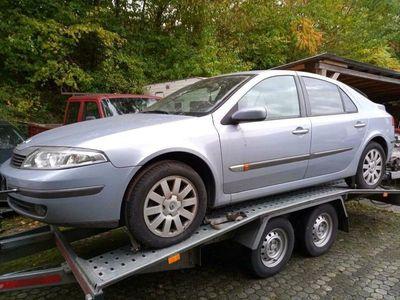 gebraucht Renault Laguna zum schlachten oder herrichten