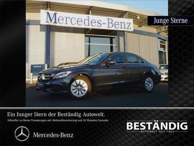 gebraucht Mercedes 220 C#Automatik#LED-ILS#Stand-Hzg#Navi#PTS#SHZ