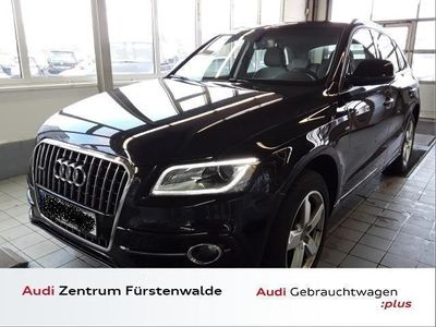 gebraucht Audi Q5 2.0 TDI q. AZV ACC B&O NAVI XENON StHZ