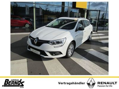 gebraucht Renault Mégane GrandTour TCe140 LIMITED Deluxe NAVI/PDC