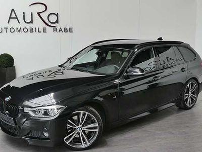 gebraucht BMW 325 d Touring M-Sport Aut. NAV+LED+H&K+HEAD-UP+SH