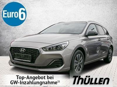 gebraucht Hyundai i30 Kombi 1.4 Turbo YES! Klimaauto Navi BT