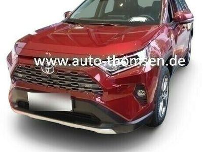 gebraucht Toyota RAV4 RAV 42.5l Hybrid Lounge AWD Pano Navi ACC JBL