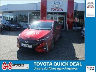 used Toyota Prius Plug-in Hybrid Executive