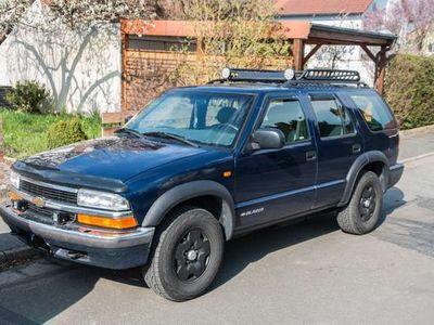 gebraucht Chevrolet Blazer S10 LT 4.3l V6 Allrad