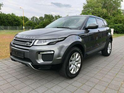 gebraucht Land Rover Range Rover evoque 2.0 TD4/Leder/23Tkm/TOP