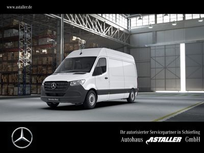 gebraucht Mercedes Sprinter 214 CDI KA Standart Lang 3924+Hoch+MBUX