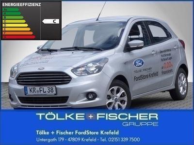 gebraucht Ford Ka Plus Cool Sound 1.2 Ti-VCT Klima LMF EP hinten