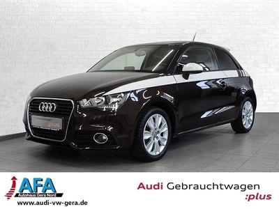 gebraucht Audi A1 1,6 TDI Ambition Klima*SHZ*16ZollAlu