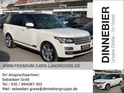 gebraucht Land Rover Range Rover RANGE ROVER TDV6 Autobiography  Berlin Gebrauchtwagen, bei Autohaus Dinnebier GmbH