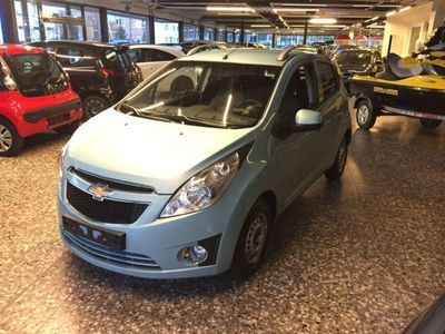 gebraucht Chevrolet Spark LS + Navi Klima ohne Anzahlung