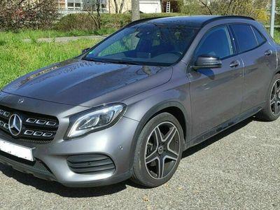 gebraucht Mercedes GLA250 GLA -Klasse4Matic AMG Paket