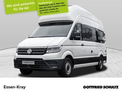gebraucht VW California Grand600 130 kW TDI EU6 SCR 8-Gang Markise Navi Klima Heizung Bad Küche Hochbett