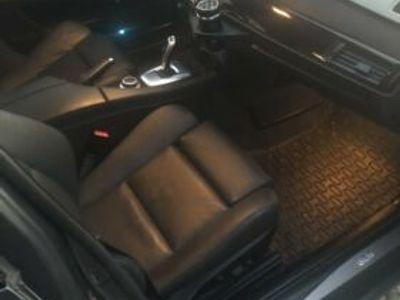 käytetty BMW 501 535dPs Vollleder automatisch