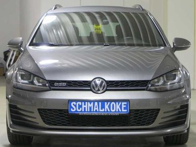 gebraucht VW Golf VII Variant GTD TDI2.0 BMT DSG Xenon Navi C